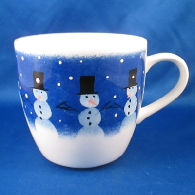 Nikko Winter Wonderland mug (Snowman)