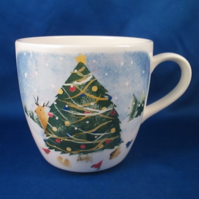 Nikko Winter Wonderland mug (Tree)