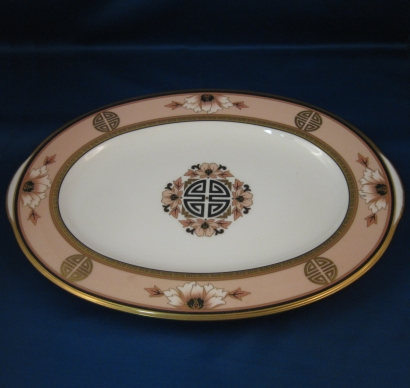 Noritake Commemoration small, medium and large oval platters