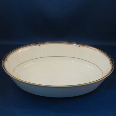 Noritake Oxford Lane oval vegetable bowl