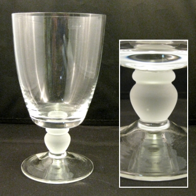 Noritake Ambience Frost water goblet