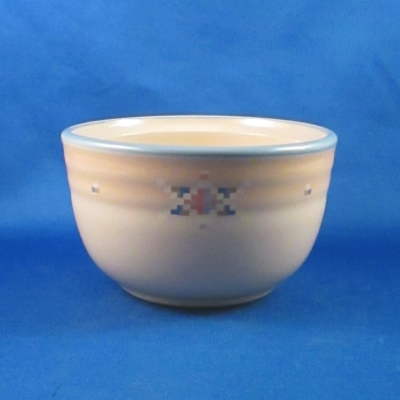 Noritake Arizona open sugar/dip bowl