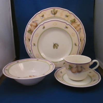 Noritake Aspen Grove 5 piece place setting