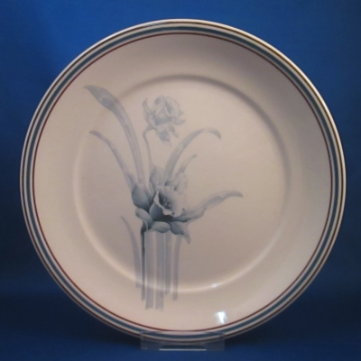 Noritake Blue Shadow salad plate