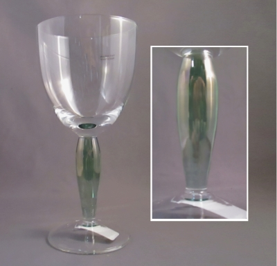 Noritake Colorwave Green goblet