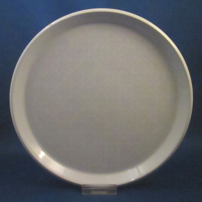 Noritake Counterpoint salad plate (white)