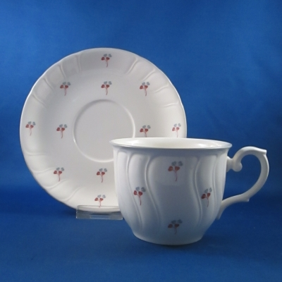 Noritake Dominique cup & saucer
