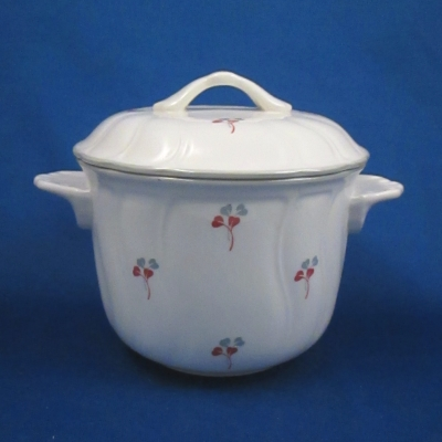 Noritake Dominique sugar bowl with lid