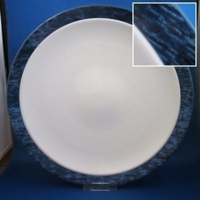 Noritake Elements Marine dinner plate