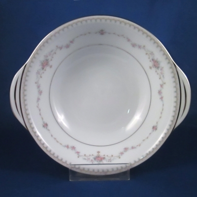 Noritake Fairmont lugged cereal bowl