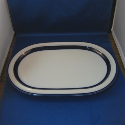 Noritake Running Free medium oval platter