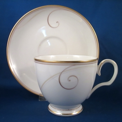 Noritake Golden Wave cup & saucer - $0.00 : Hoffman\'s Patterns of ...