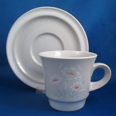 Noritake Ice Flower cup & saucer