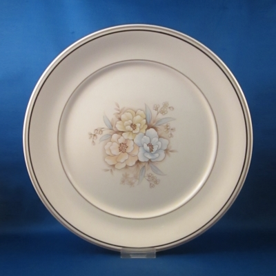 Noritake Julie dinner and salad plates