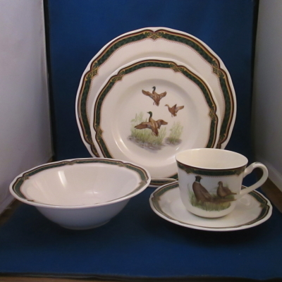 Noritake Marshlands 5 piece place setting