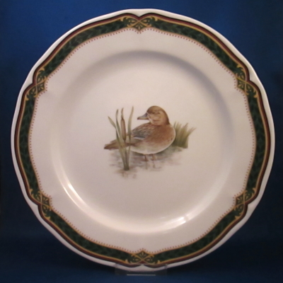 Noritake Marshlands dinner plate