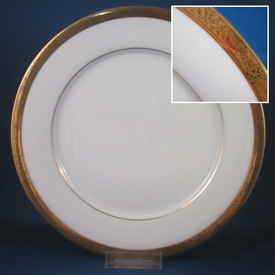 Noritake Mediterranean dinner, salad and bread & butter plates
