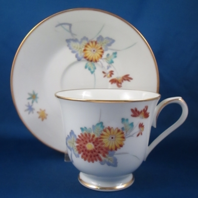Noritake Ming cup and saucer