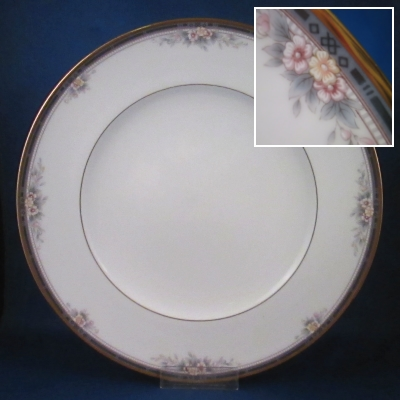 Noritake Ontario dinner, salad and bread & butter plates