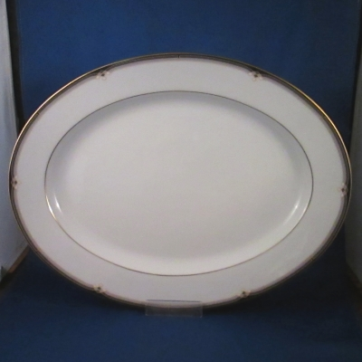 Noritake Oxford Lane medium oval platter