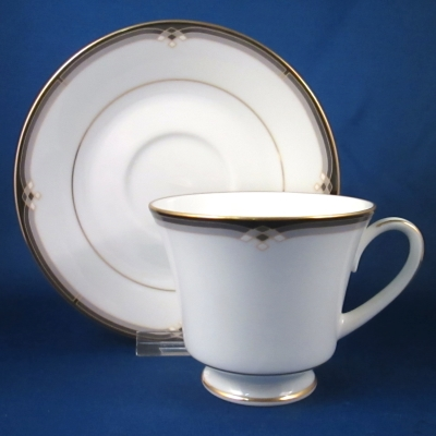 Noritake Oxford Lane cup & saucer