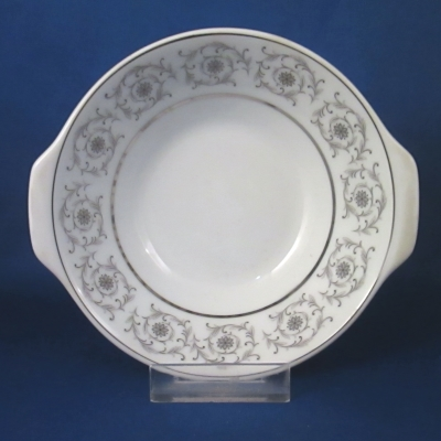 Noritake Piccadilly lugged cereal bowl