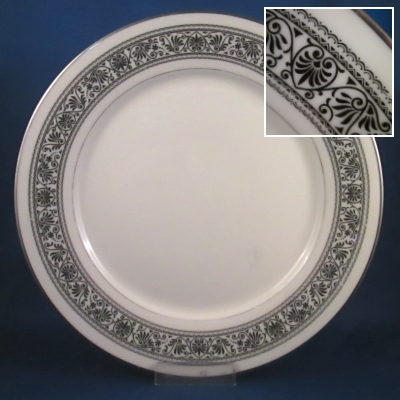 Noritake Prelude dinner and salad plates
