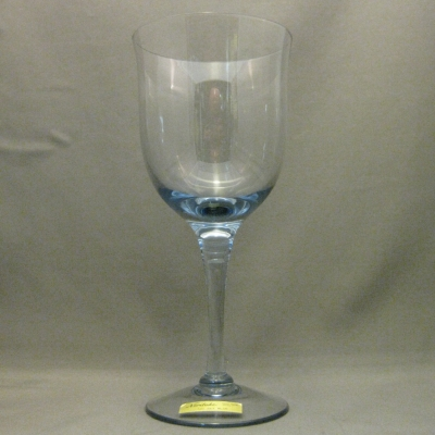 Noritake Remembrance Sky Blue goblet
