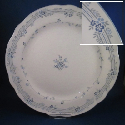 Noritake River James dinner plate