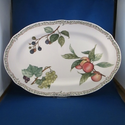 Noritake Royal Orchard medium oval platter