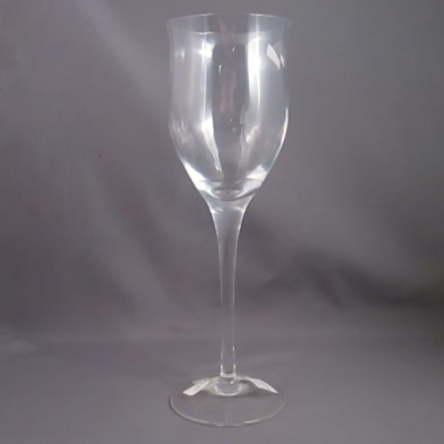 Royal Pierpoint Clear goblet