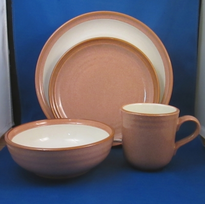 Noritake Sanibel Sand 4 piece place setting