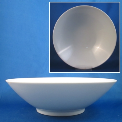 Noritake Savoy White large round vegetable bowl