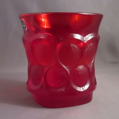 Noritake Spotlight Ruby double old fashioned