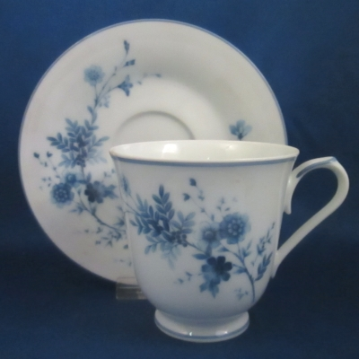 Noritake Stardust cup & saucer