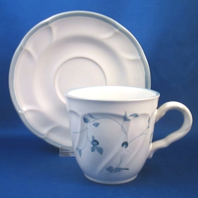 Noritake Strawberry Delight cup & saucer
