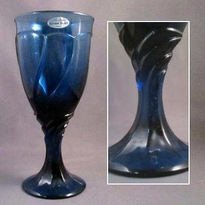 Sweet Swirl - Dark Blue/Midnight