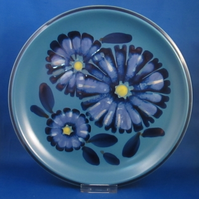 Noritake Twilight dinner plate