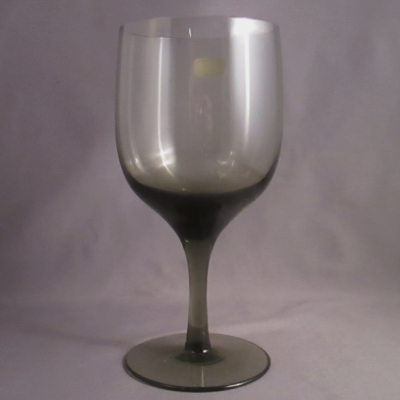 Noritake Viewpoing Grey goblet