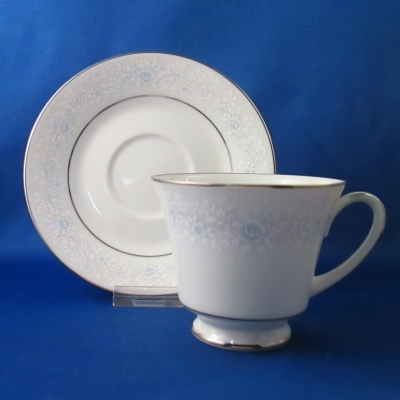 Noritake Washington Square cup & saucer