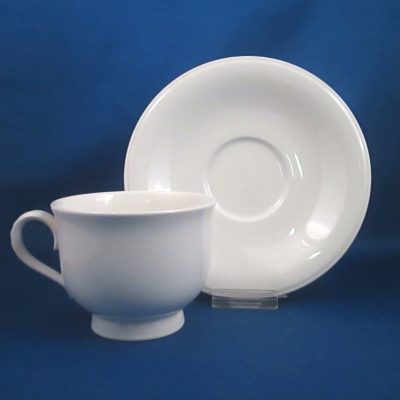 Noritake Parchment cup and saucer