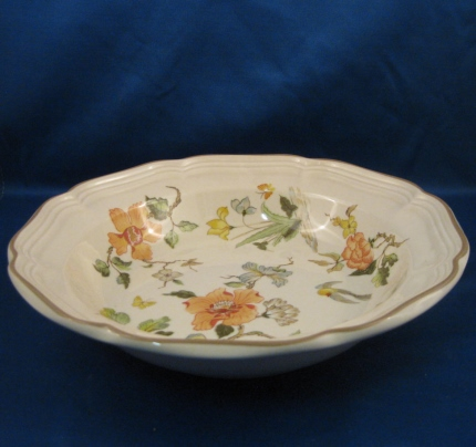 Mikasa Olde Tapestry cereal/soup bowl