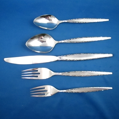 Oneida Venetia 5 piece place setting