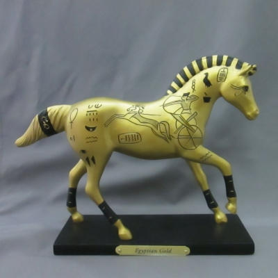 Egyptian Gold - Painted Ponies