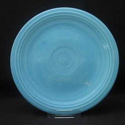 Homer Laughlin Fiesta Periwinkle Blue salad