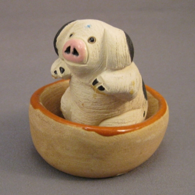 Pig in a Tub