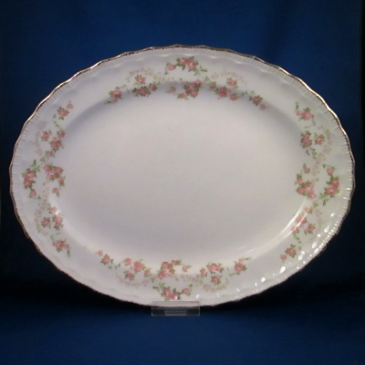 Pope Gosser Florence small oval platter