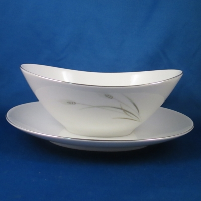 Rose China Clarion gravy boat
