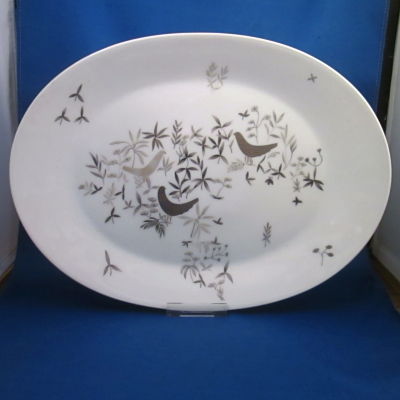 Rosenthal Birds on Trees medium platter