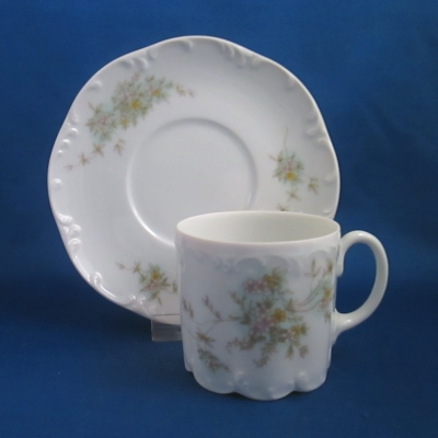 Rosenthal Catherine demitasse cup & saucer